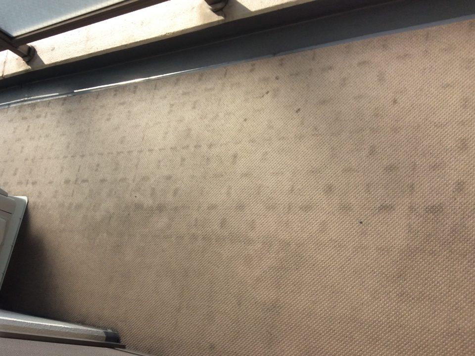 東京都八王子市でバルコニータイル施工 [before]